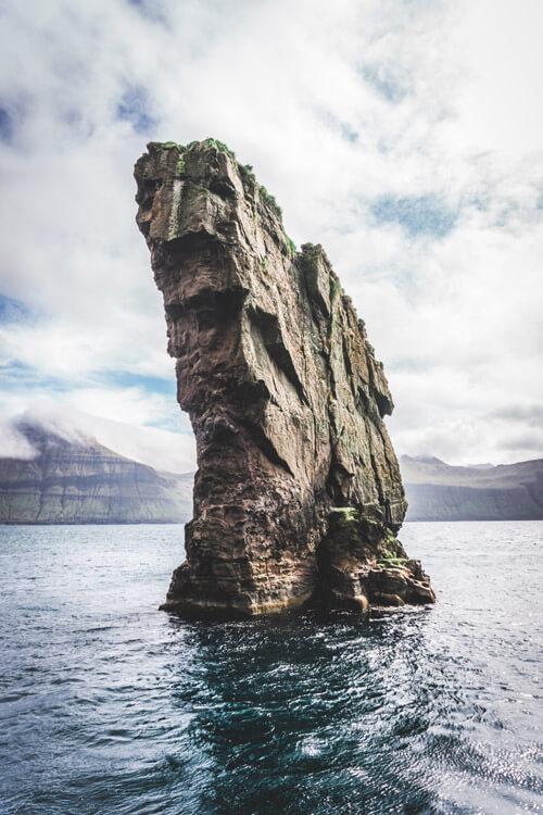 Faeroer Eilanden: Vestmanna Bird Cliffs