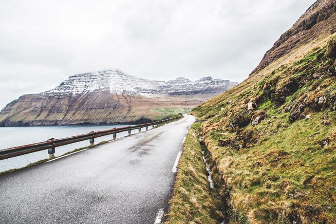 Roadtrip Faëroer Eilanden