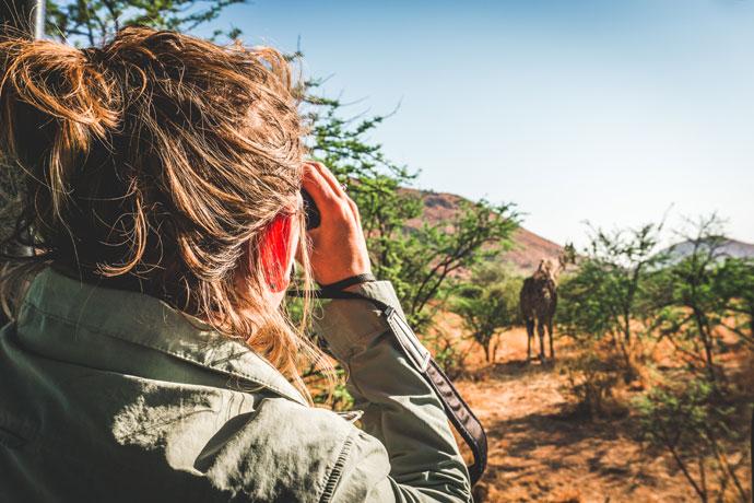 Stijlvolle safari kleding van Fjällräven