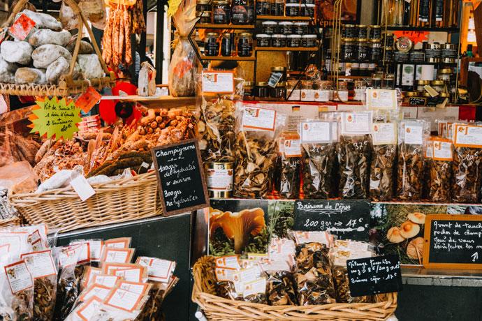 Eten in de Dordogne