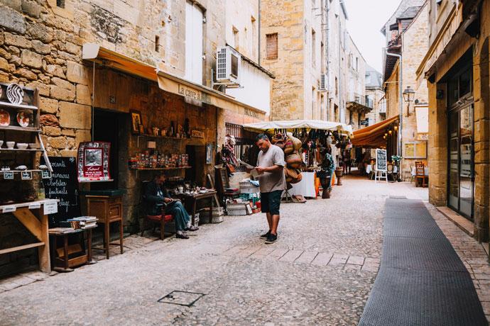 Sarlat - De leukste tips voor een vakantie in de Dordogne
