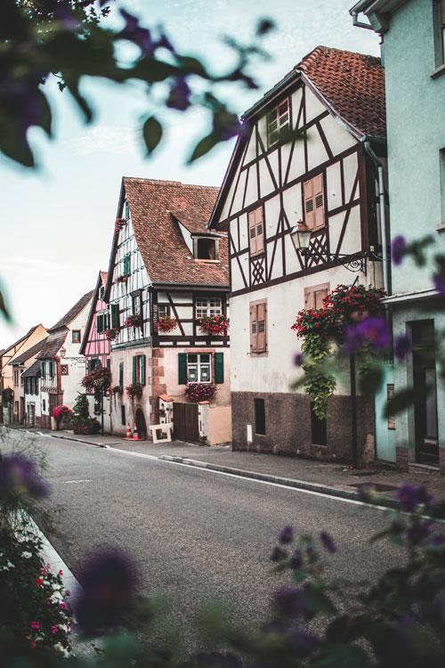 Kintzheim, Elzas, Frankrijk