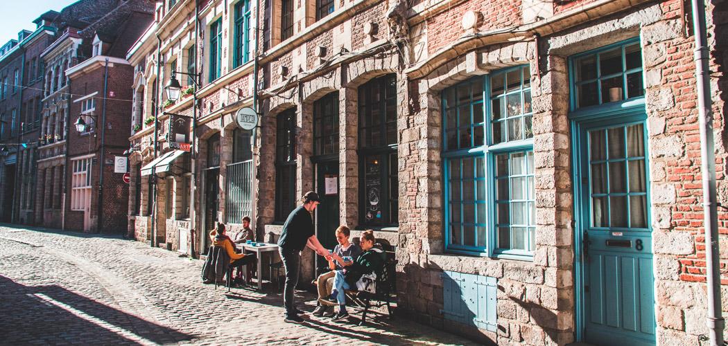 Leuke restaurants in Lille