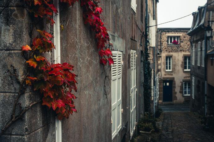 Granville, Normandië, Frankrijk