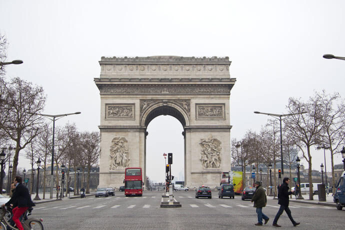 Een overzicht van de arrondissementen in Parijs