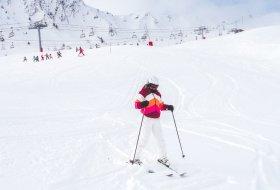 Waarom Les Sybelles het perfecte skigebied is voor de beginnende wintersporter