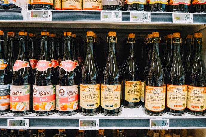 Lekkere dingen uit de Franse supermarkt