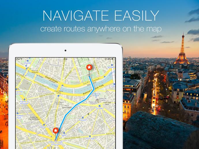Tip: Gratis navigatie-app Maps.me