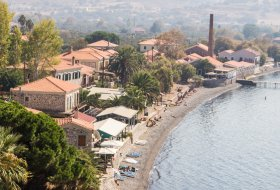 Molyvos, het leukste dorpje van Lesbos
