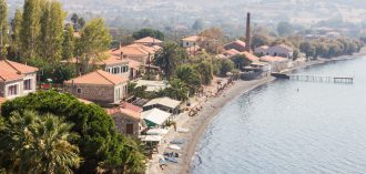 Griekenland: Wat te doen in Molyvos / Mithymna?