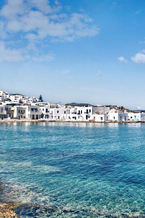 Mooiste Griekse eilanden: Paros