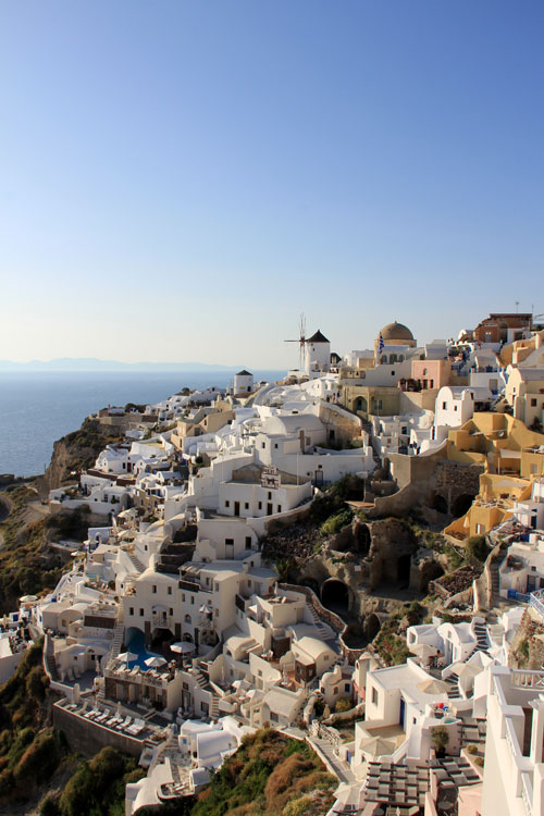 Mooiste eilanden Griekenland: Santorini