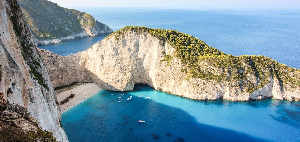 De mooiste eilanden van Griekenland: Zakynthos