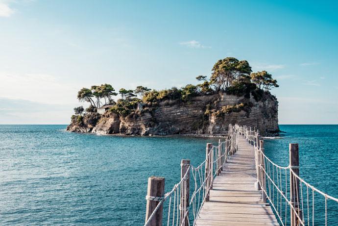 Mooiste Griekse eilanden: Zakynthos