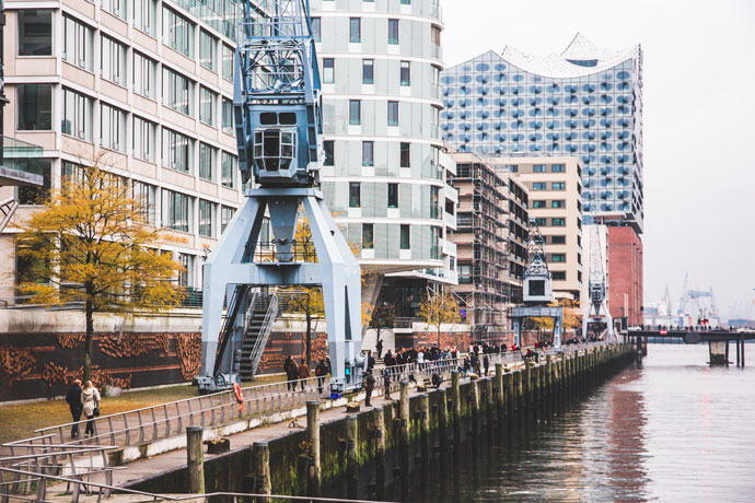 Tips voor een weekendje Hamburg