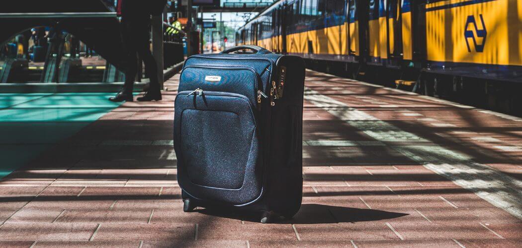 Inpakken Als Een Pro Tips Voor Reizen Met Alleen Handbagage
