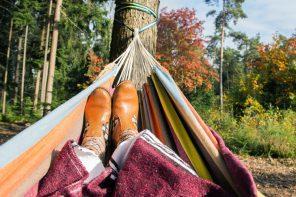 Win: Coole hangmat voor op reis (of thuis)