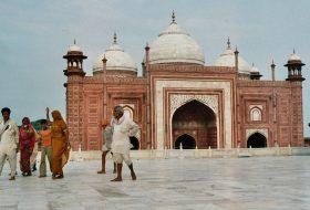 Een rondreis door India in analoge foto's