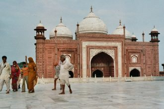 Een reis door India in analoge foto's