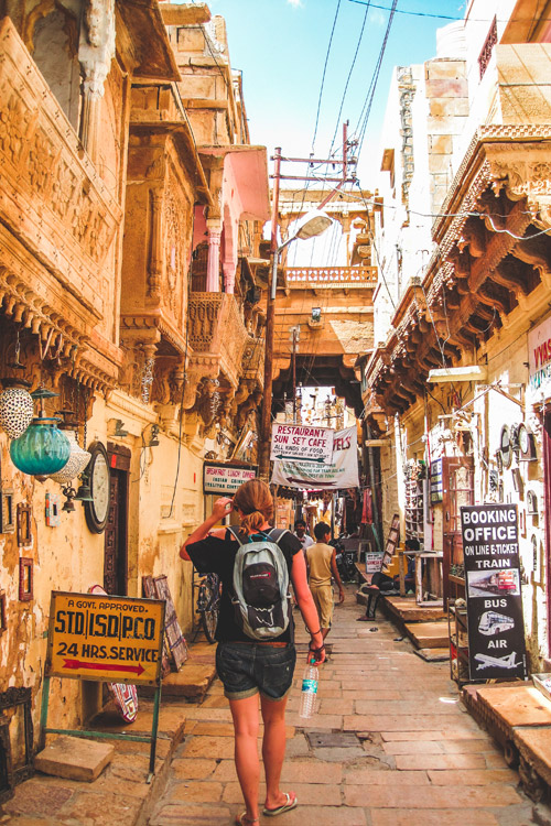 Tips voor Jaisalmer, India