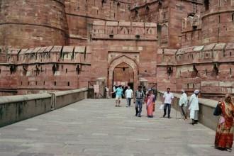 Route en planning: 4 weken India
