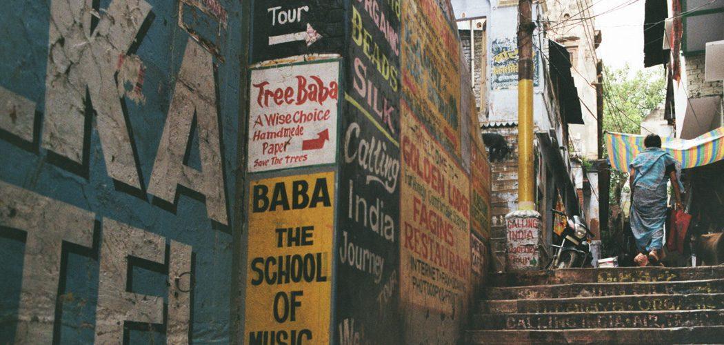 India: Varanasi en de burning ghats