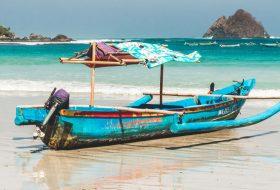 Selong Belanak: het chillste strand van Lombok