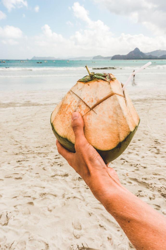 Selong Belanak, het chilste strand van Lombok, Indonesië