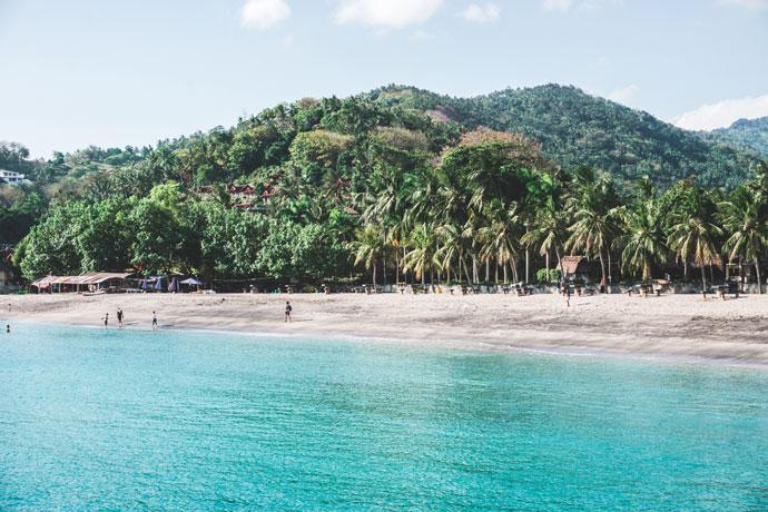 Sengiggi Beach, Lombok