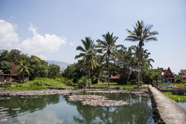 Indonesië: Over het plaatsje Tuk Tuk en het Tobameer