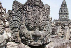 Indonesië: Prambanan tempels bezoeken in Yogyakarta