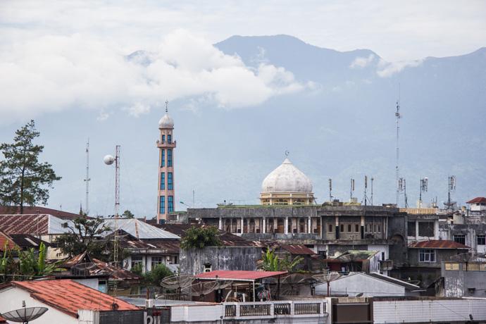 Route en planing: 17 dagen Sumatra