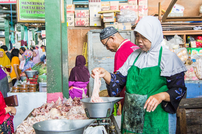 Kookcursus in Yogyakarta