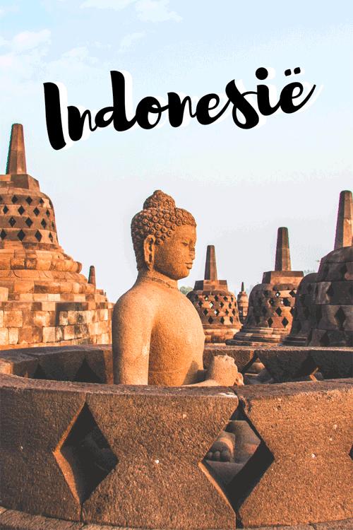 Reisblogs over Indonesië