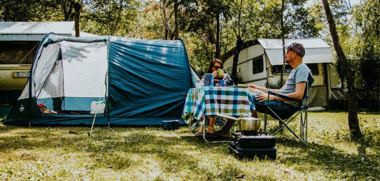 Inpaklijst kamperen