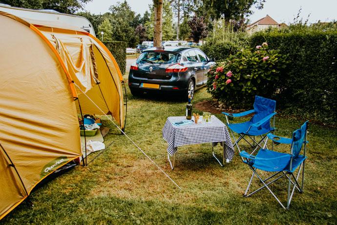 Wat neem je mee tijdens het kamperen?