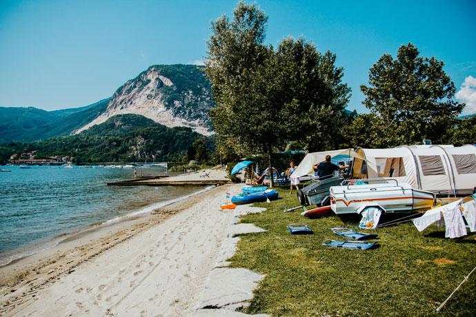 Paklijst kamperen