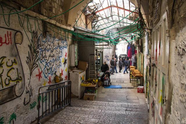 Israel: Een wandeling door het oude centrum van Jeruzalem