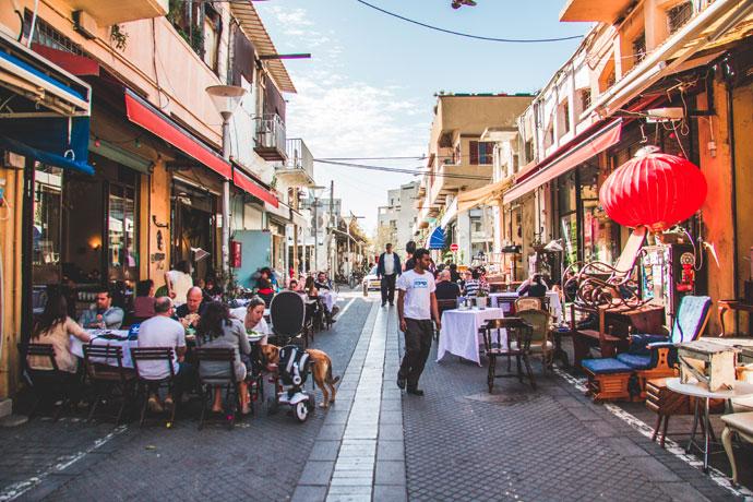 Stedentrip Tel Aviv en Jeruzalem tijdens een rondreis Israël