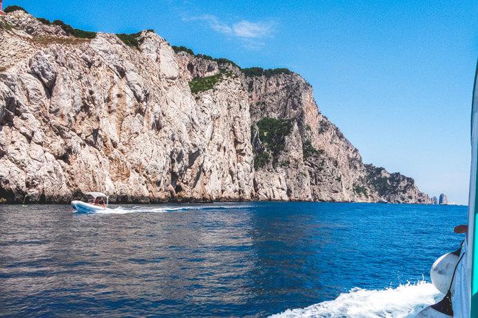 Vakantie Amalfikust Italië