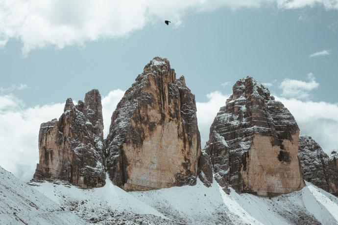 Mooiste plekken in de Dolomieten: Tre Cime / Drei Zinnen