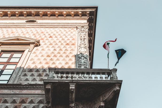 Palazzo dei Diamantini Ferrara