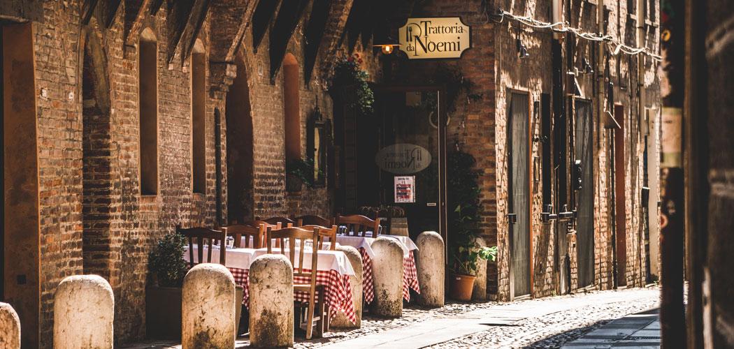 Tips voor Ferrara, Italië