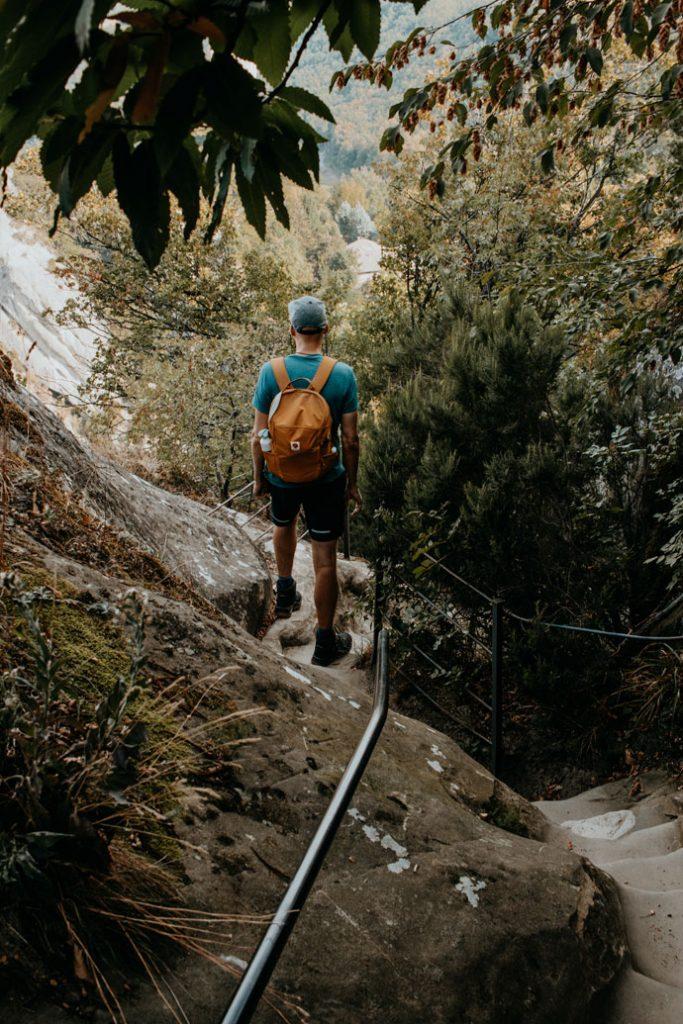 Wandeling 4 - Sassi di Roccamalatina