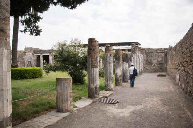 Italië: Een bezoek aan de Vesuvius en Pompeii