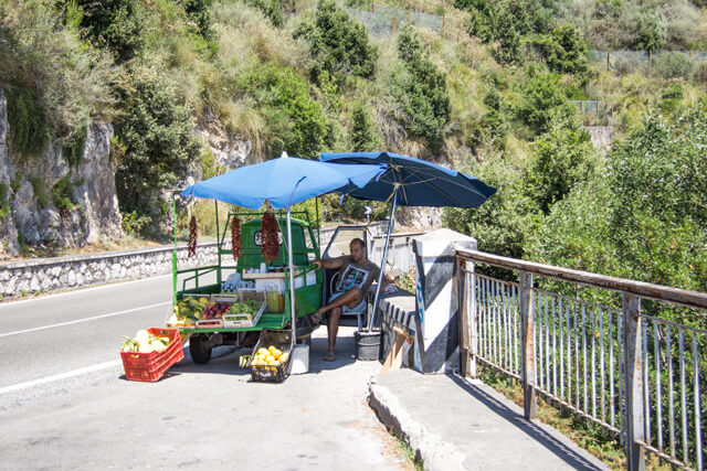 Italie Napels Stedentrip