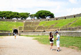 Italië: De Vesuvius en Pompeii bezoeken