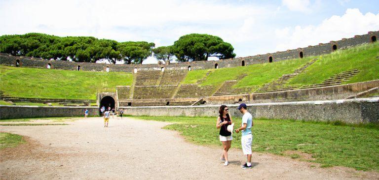 Italië: de Vesuvius beklimmen en Pompeii bezoeken