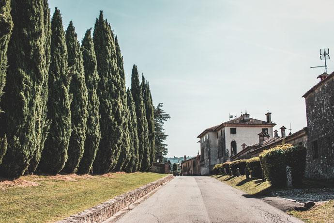 Colli Eiganei, Italië