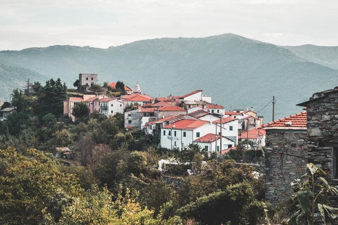 Lucinasco, Italië